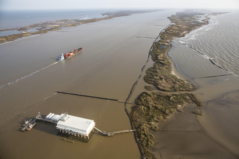 Flooding the Mississippi River Delta   Hakai Magazine