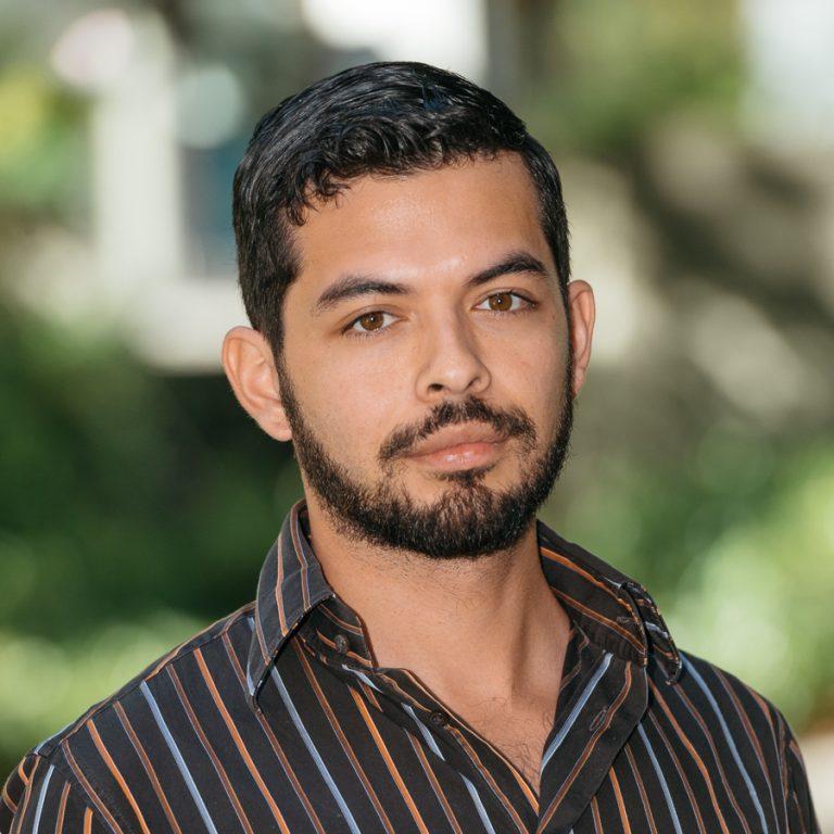 writer Alexander Villegas