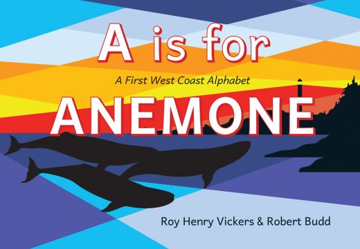 cover of A is for Anemone: A First West Coast Alphabet