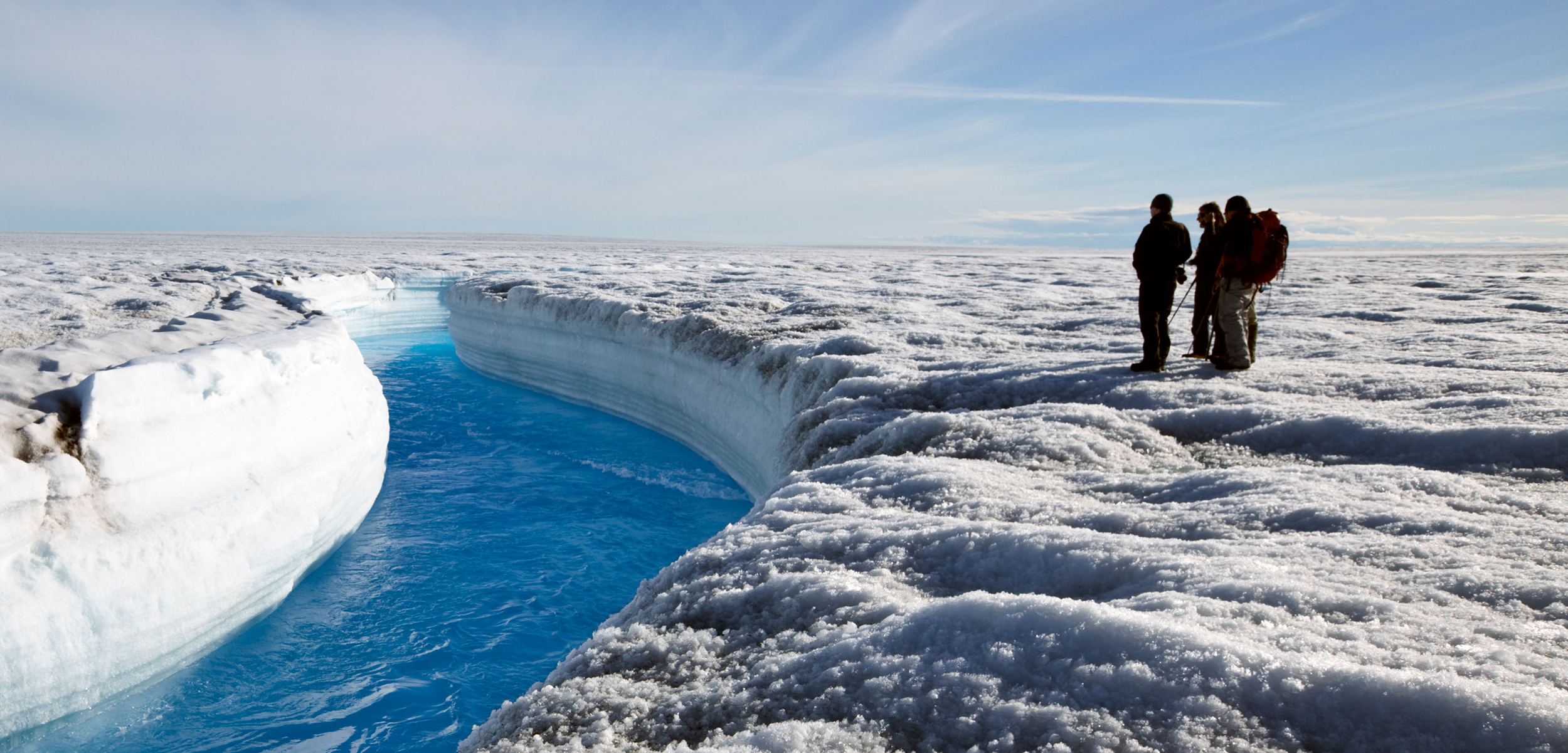 greenland ice melt could push atlantic circulation to collapse