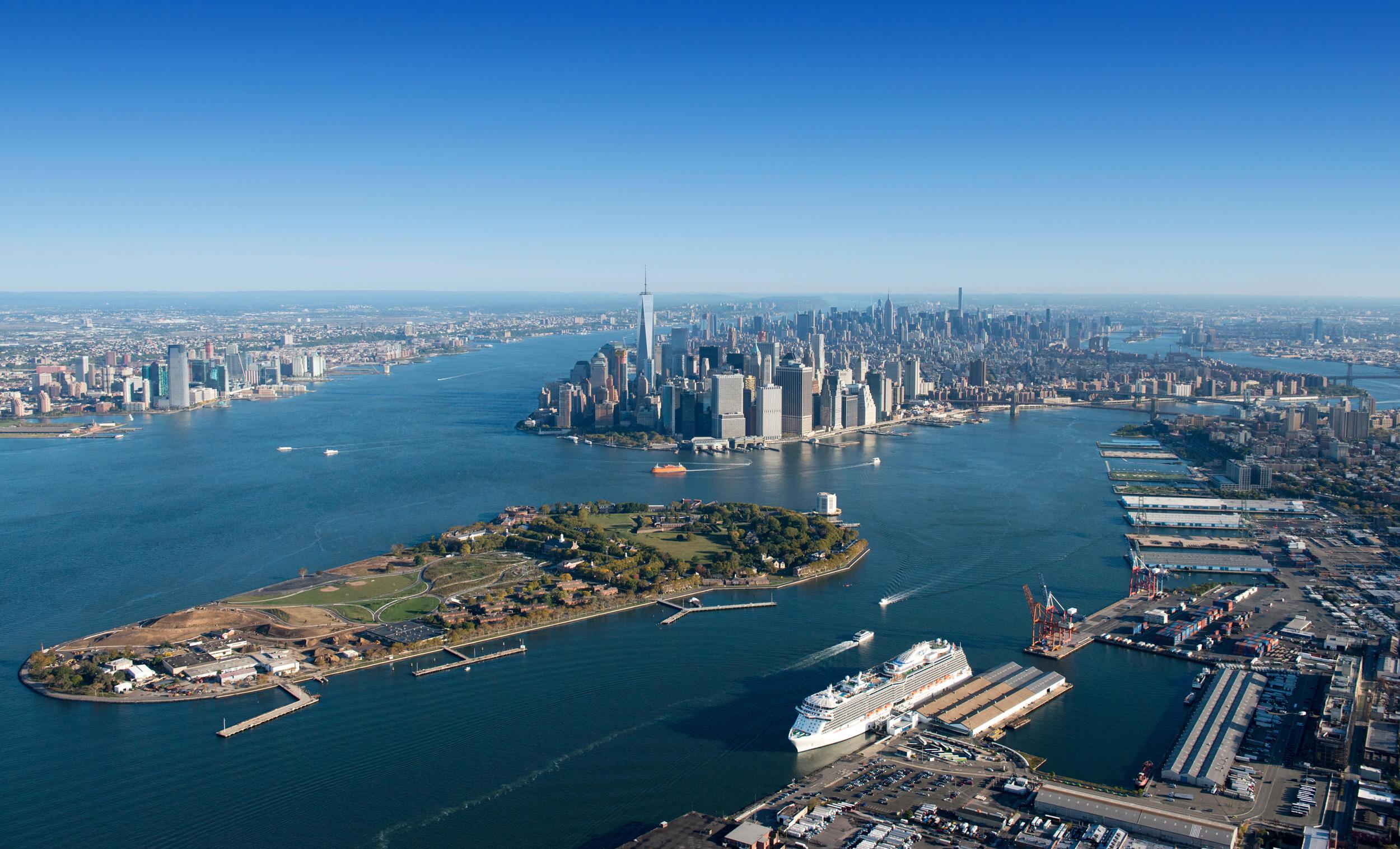 When New York Harbor Is Your Classroom Hakai Magazine