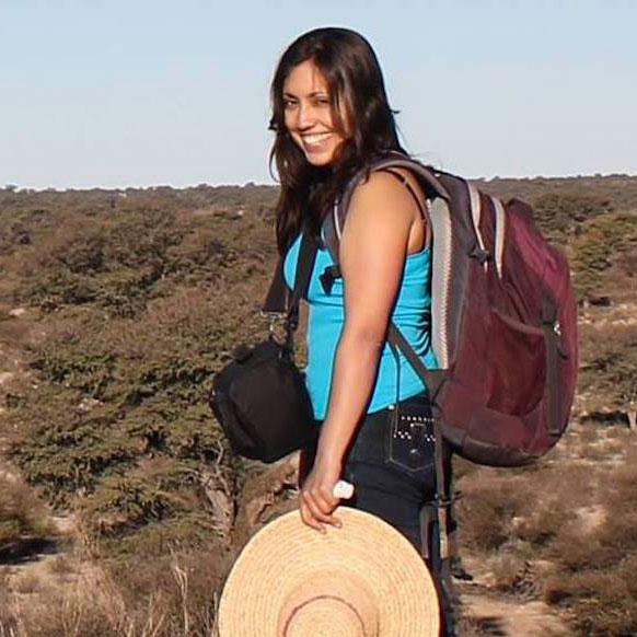 writer Alejandra Manjarrez