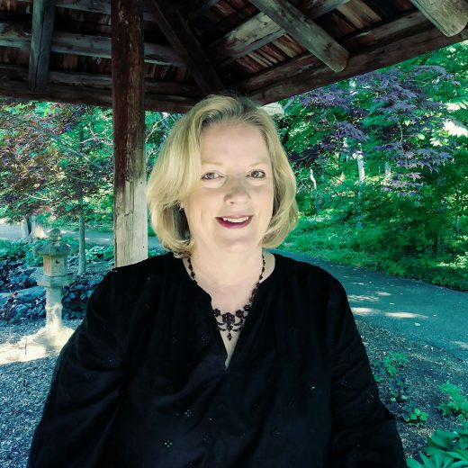 writer Annemarie Mannion