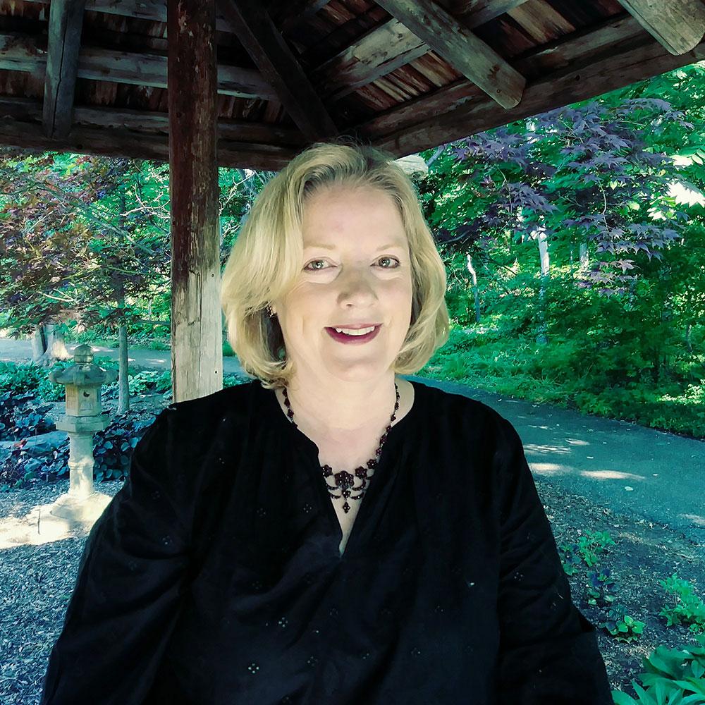 writer Annemarie Mannion