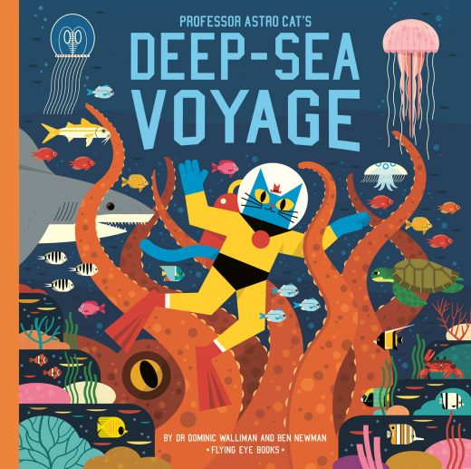 cover of Professor Astro Cat's Deep-Sea Voyage