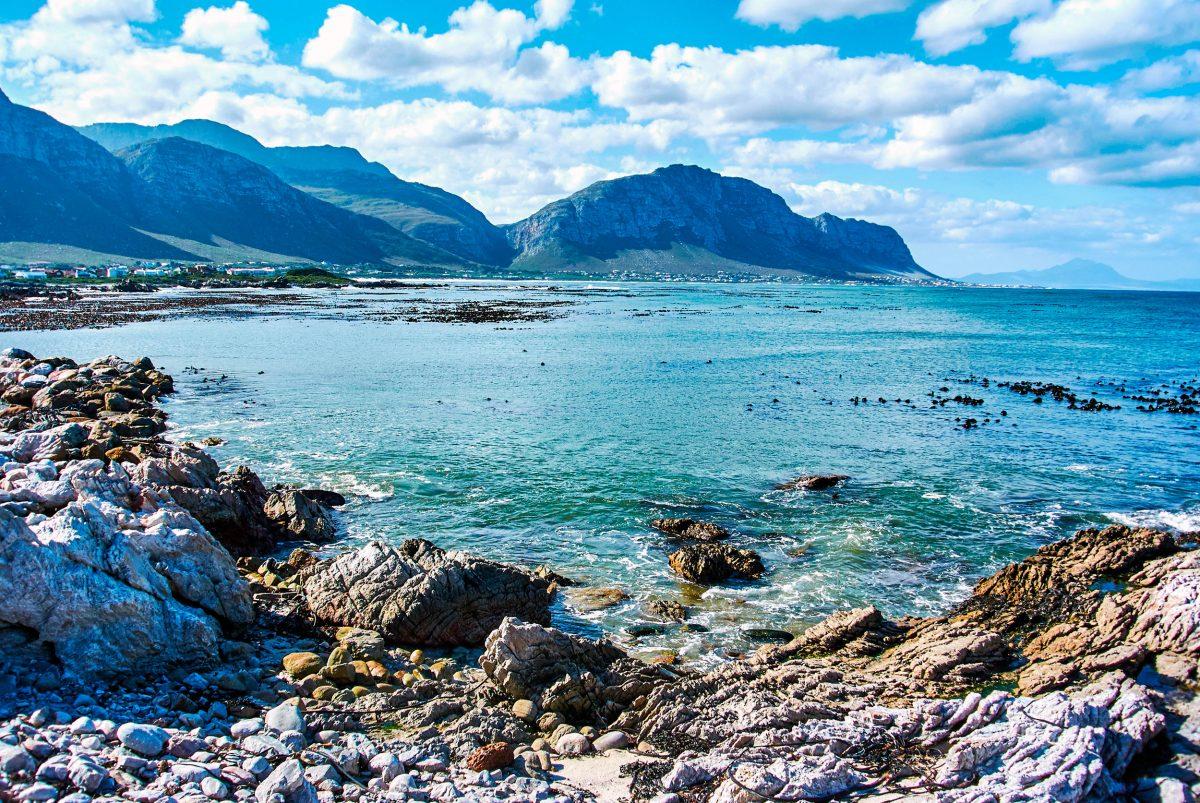 betty's bay marine protected area