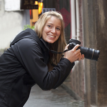 Shanna Baker, photographer and editor