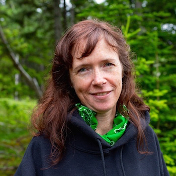 writer Catherine Schmitt