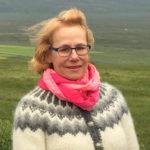 Writer Cheryl Katz