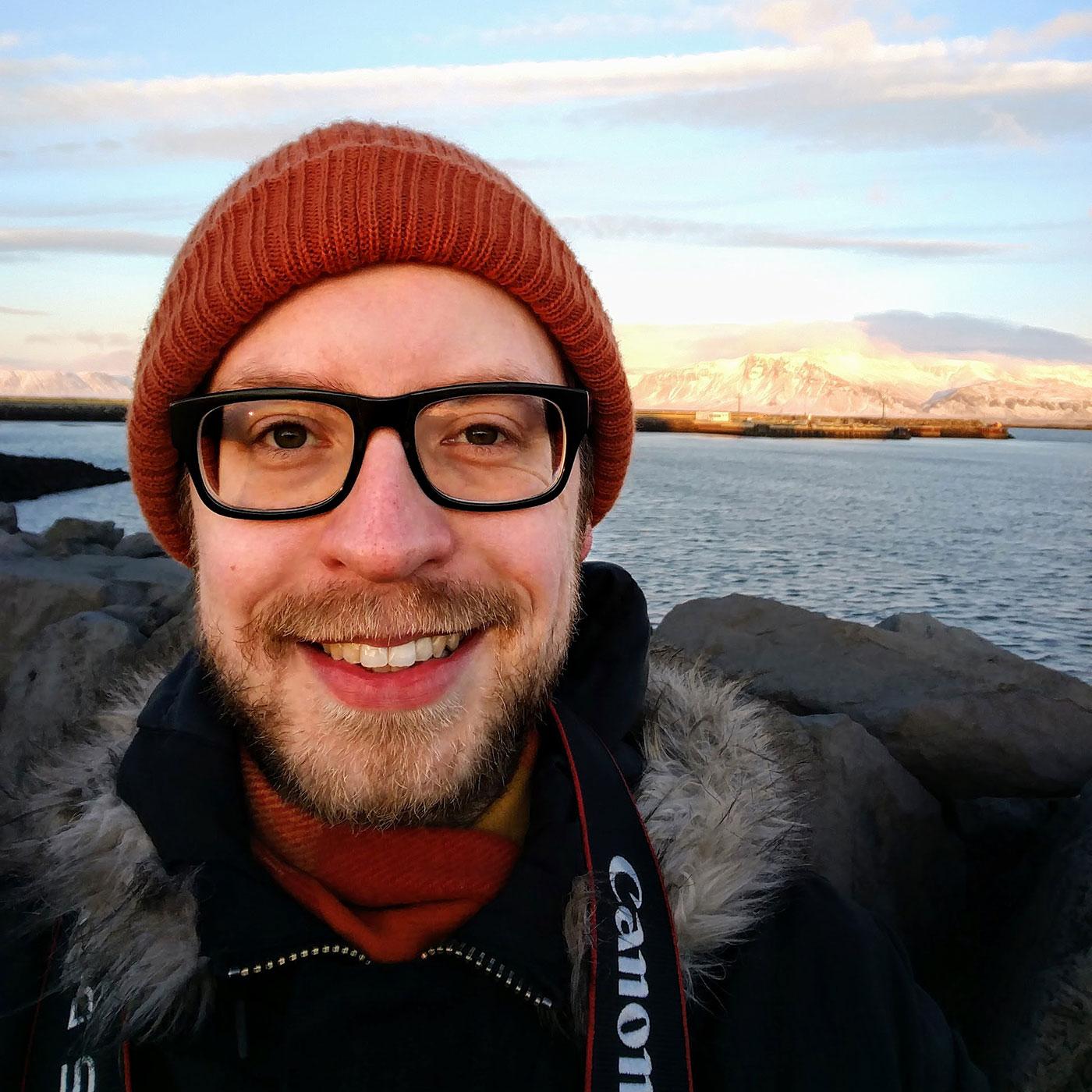 writer Chris Baraniuk