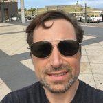 Chris Iovenko, writer