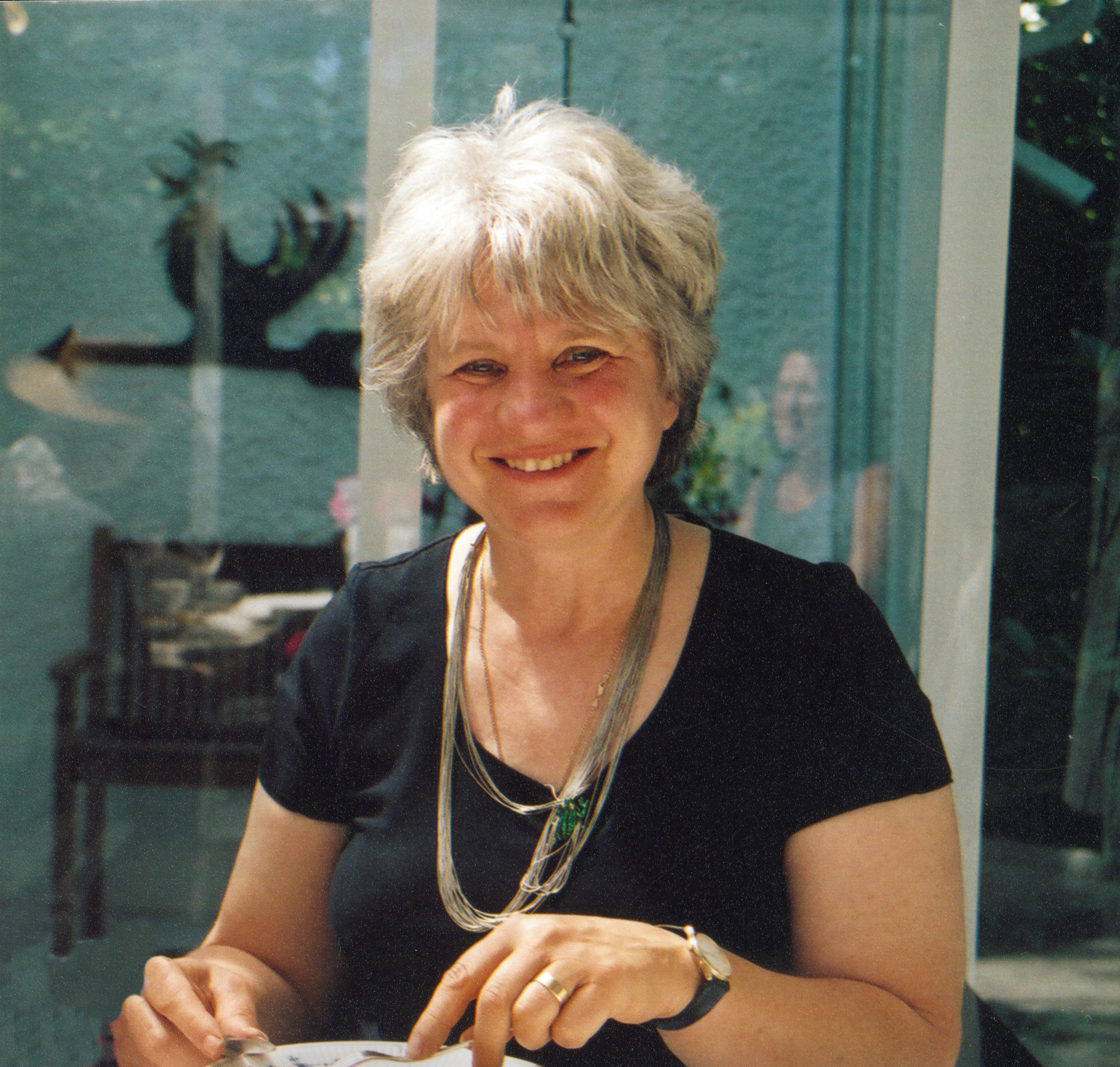 Claudia Cornwall, writer