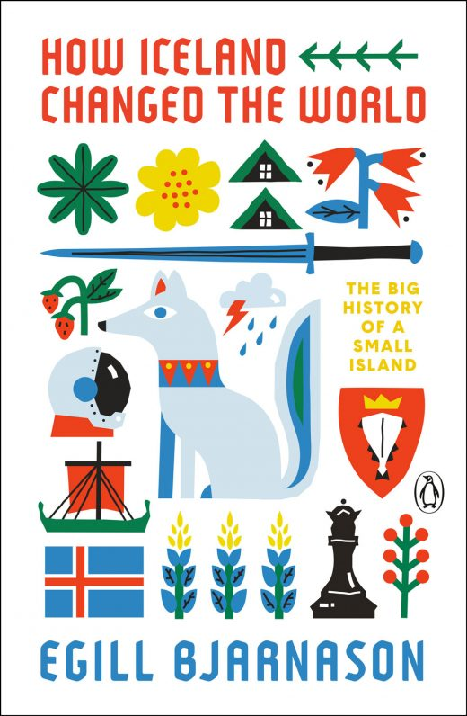 cover of How Iceland Changed the World