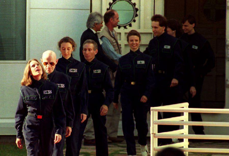 Crew of Bioshpere 2