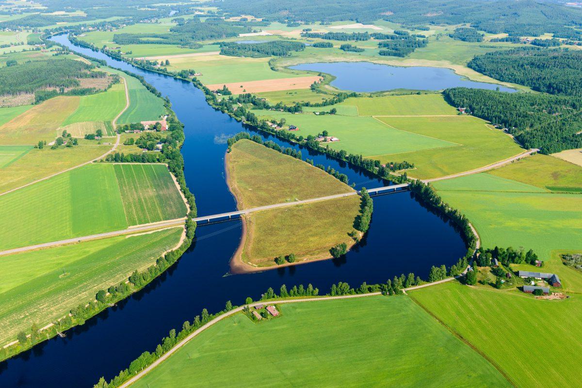 river Dalälven