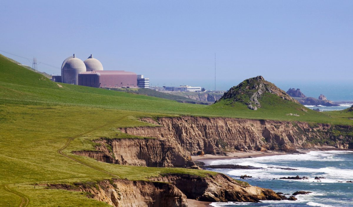 Diablo Canyon Nuclear power station