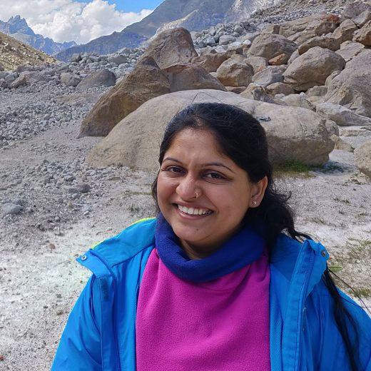 writer Disha Shetty