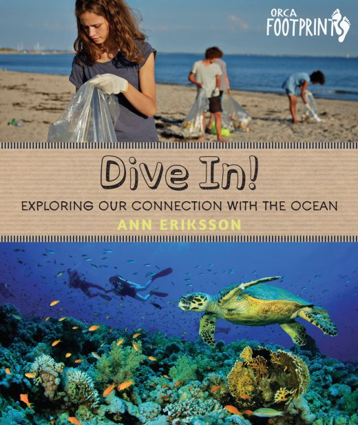 Cover image of Dive In!