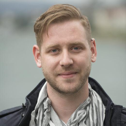 writer and editor Colin Schultz