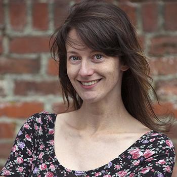 writer Amorina Kingdon