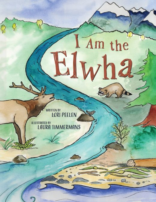 cover of I am the Elwha
