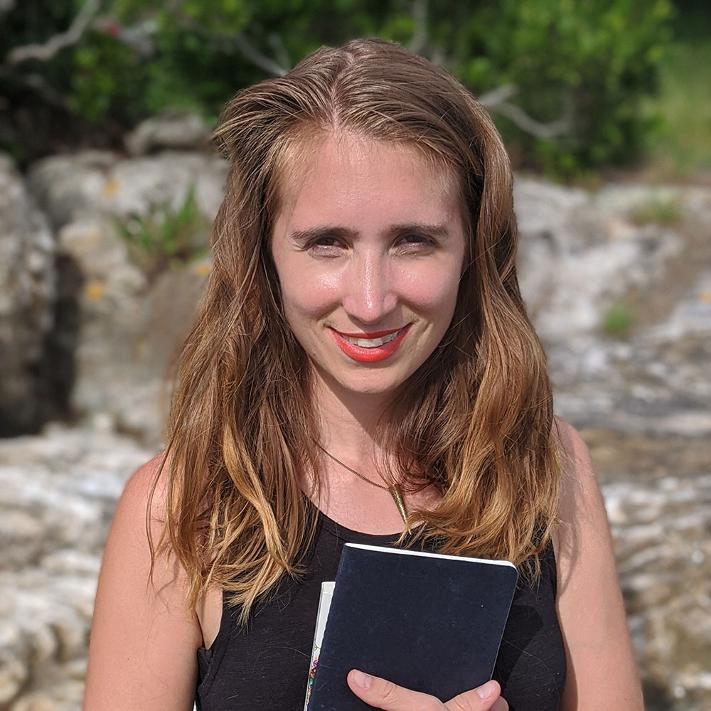 writer Emily Cataneo