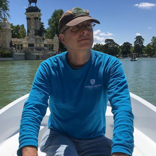 writer Eric Bender