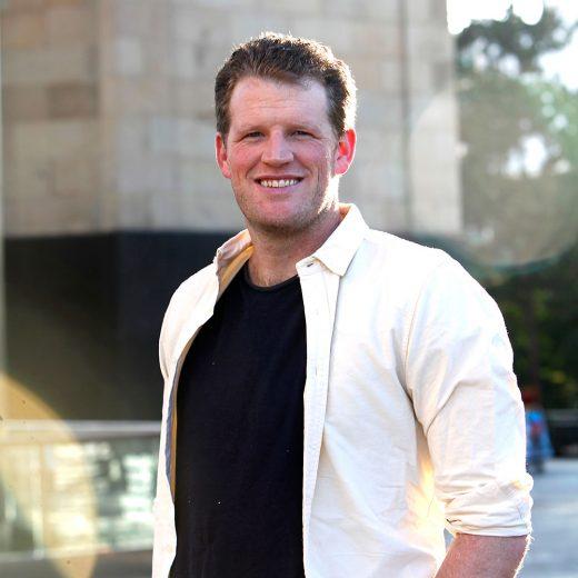 writer Erik Vance