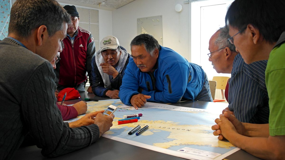 public meeting of th Pikialasorsuaq Commission