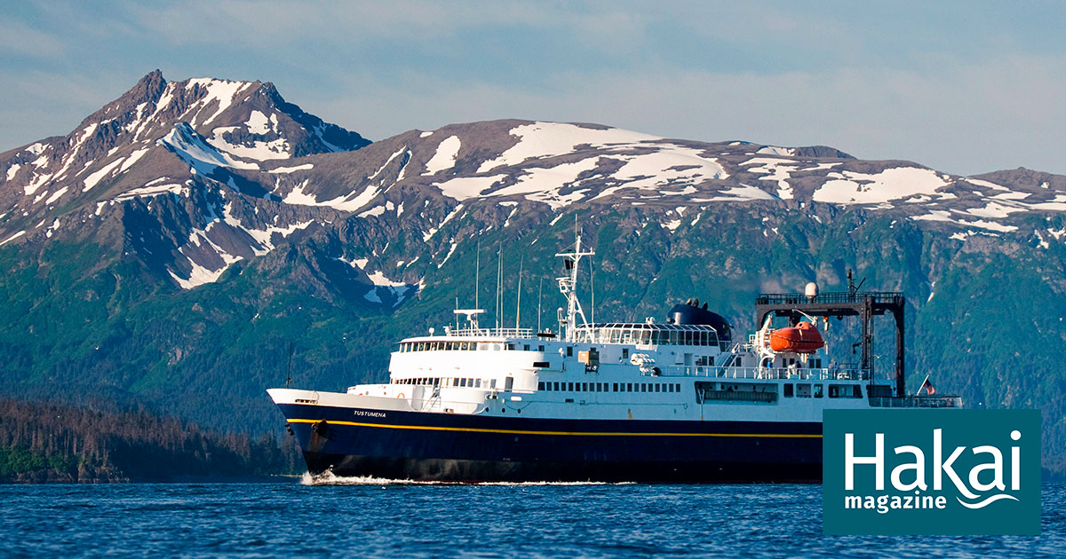 COVID-19 Is Taxing Alaska's Beleaguered Ferry System | Hakai Magazine