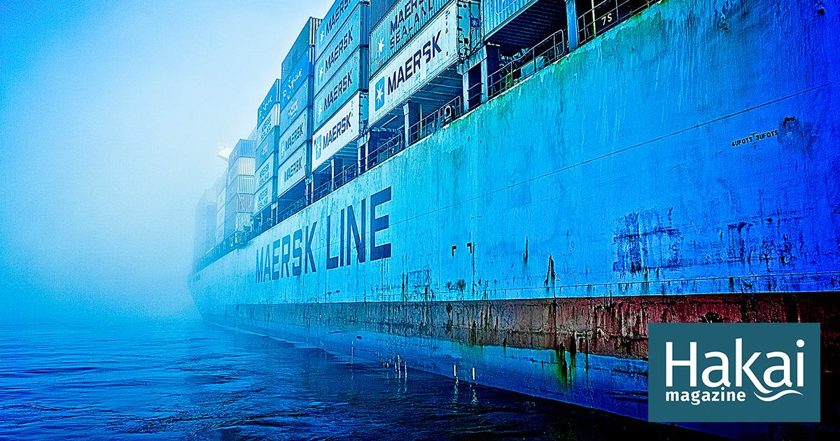 The Secret Language of Ships | Hakai Magazine