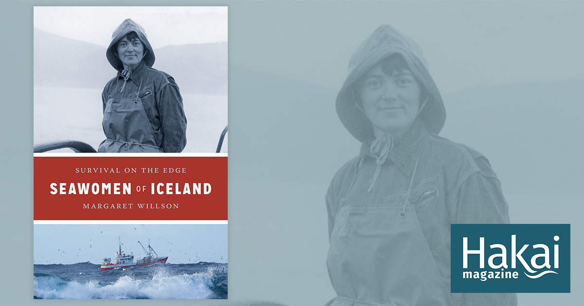 Book Review: Seawomen of Iceland