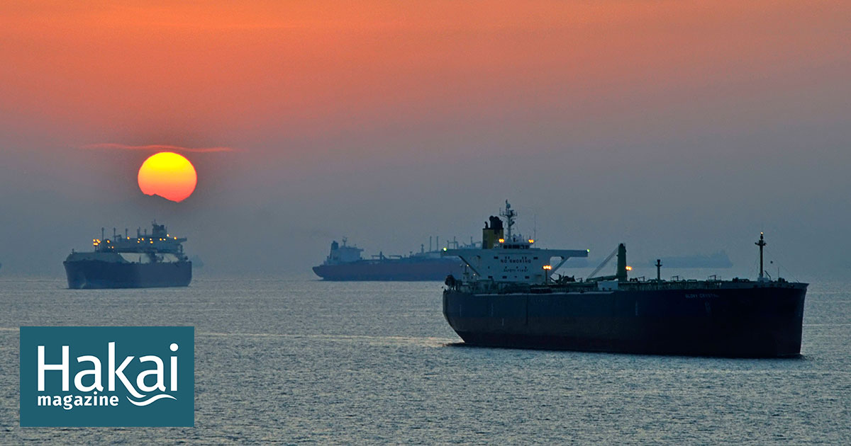 Ships Scrub Up to Meet New Pollution Standard