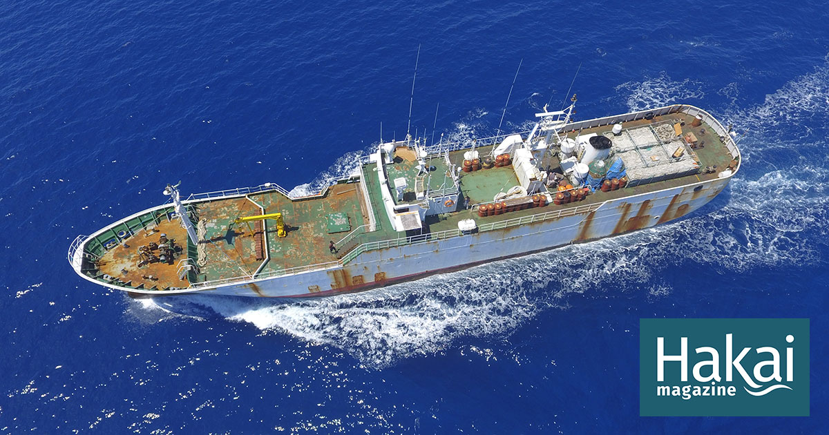 Catch Me If You Can: The Global Pursuit Of A Fugitive Ship