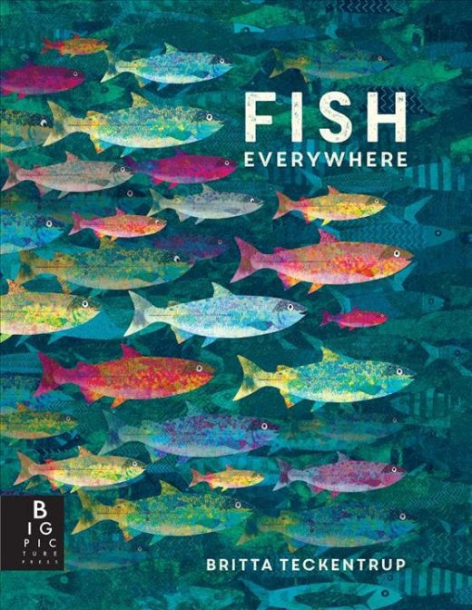 cover image for Fish Everywhere