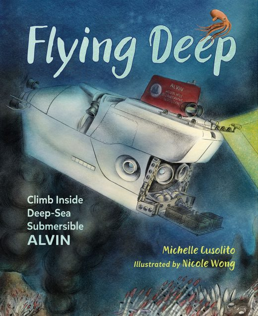 Cover image of Flying Deep