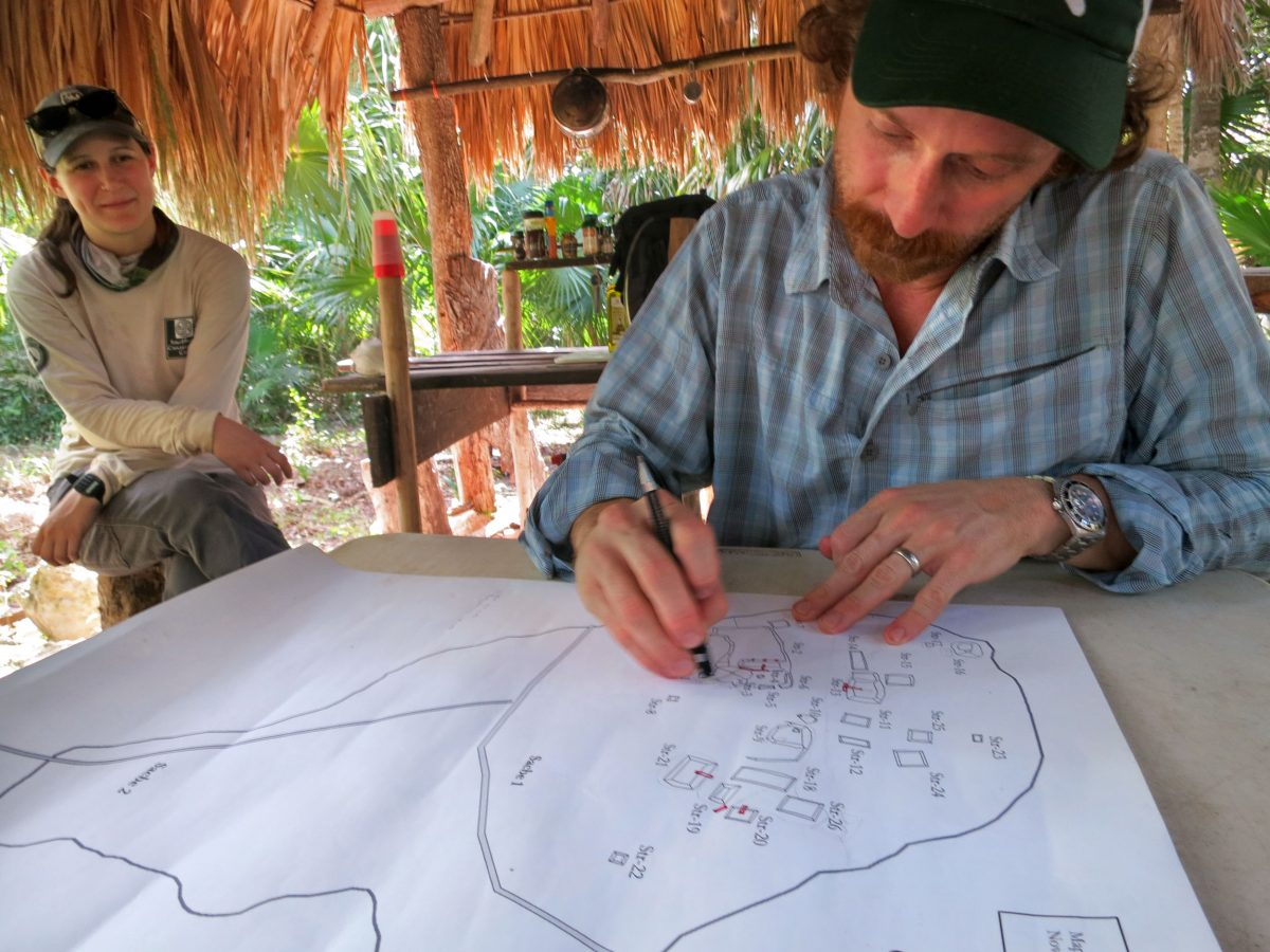 Jeffrey Glover maps the port town of Vista Alegre