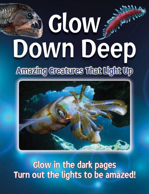 cover of Glow Down Deep