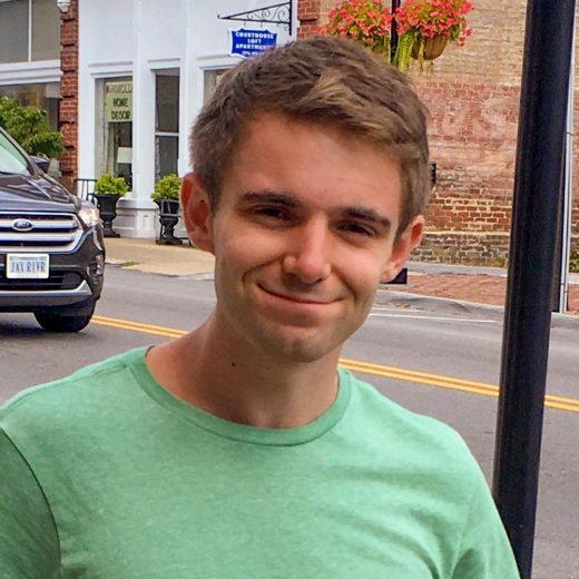 writer Grant Currin