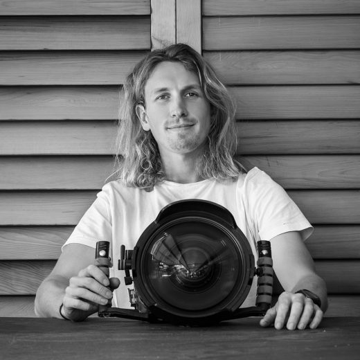 photographer Grant Thomas