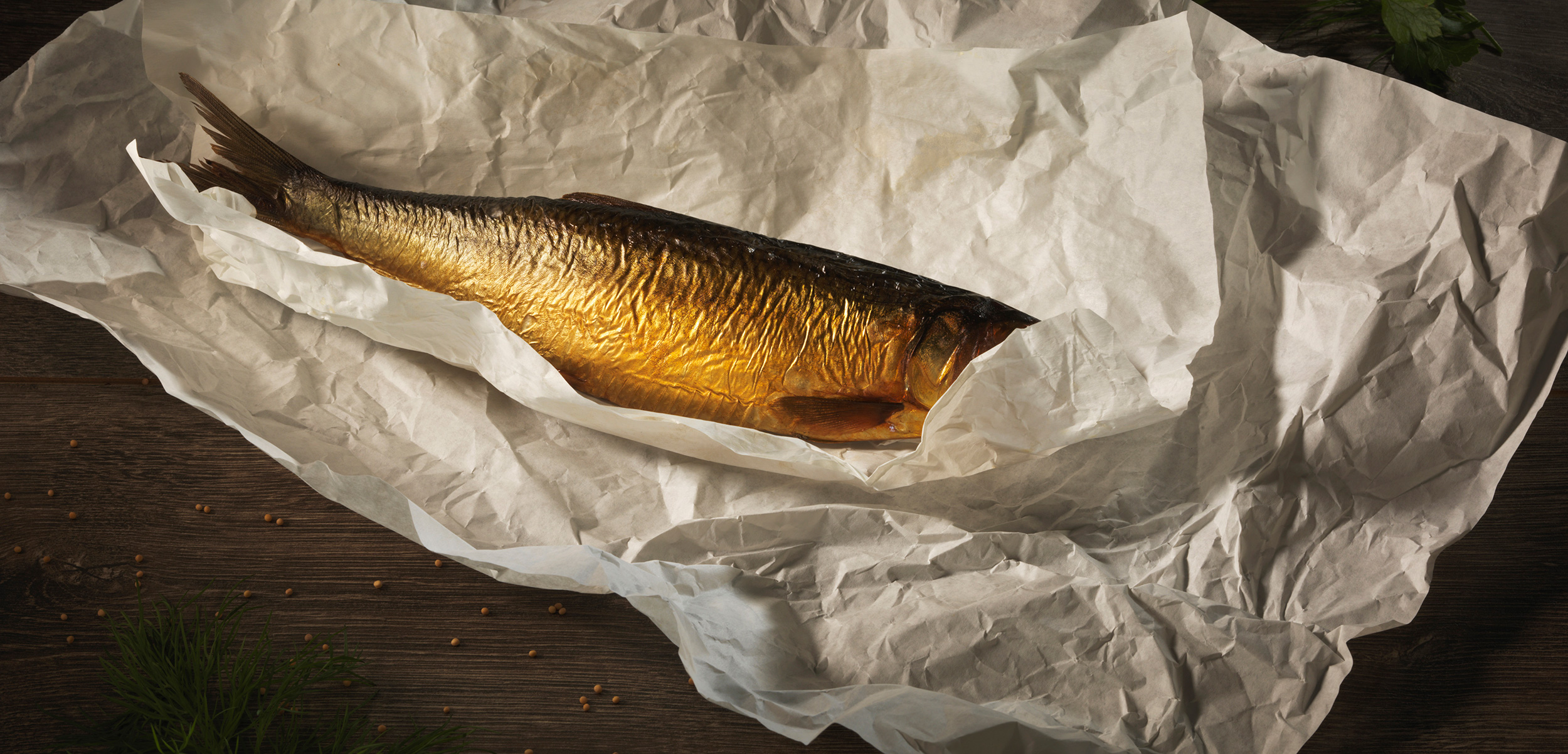 A bloater, the quintessential English herring dish. Photo by Calle Hackenberg/Westend61/Corbis