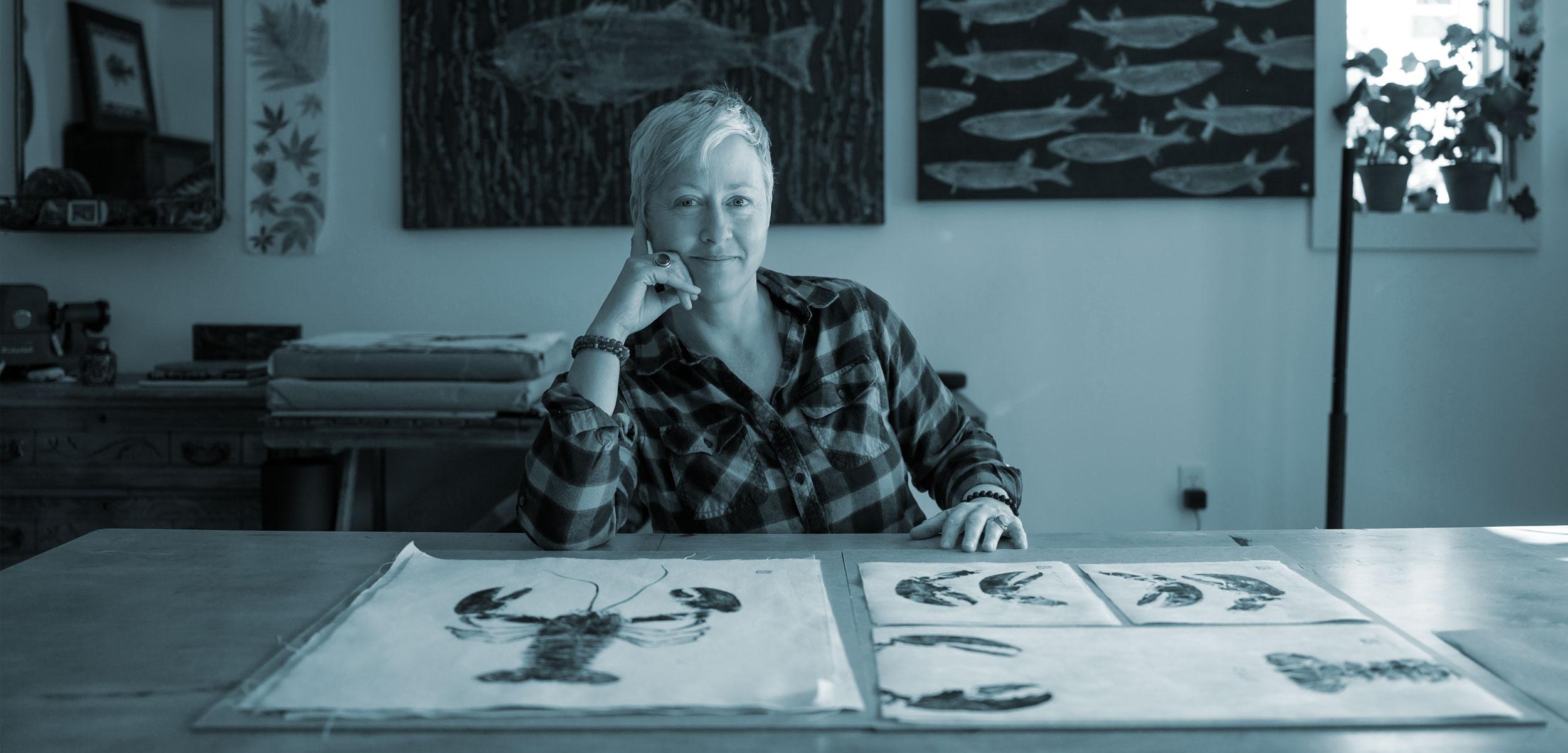 artist Rachel Reeve