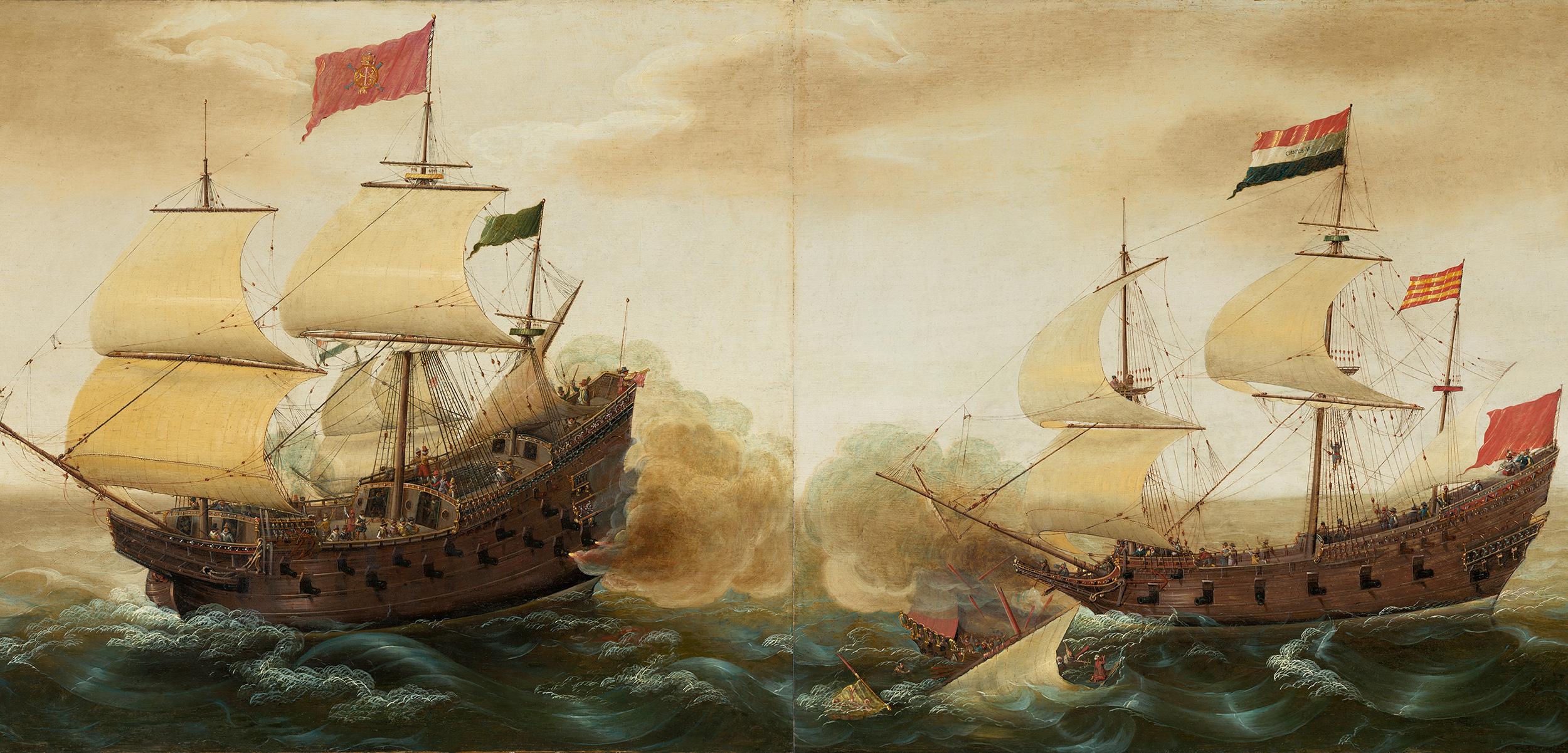 Spanish galleon 3 - 3 1