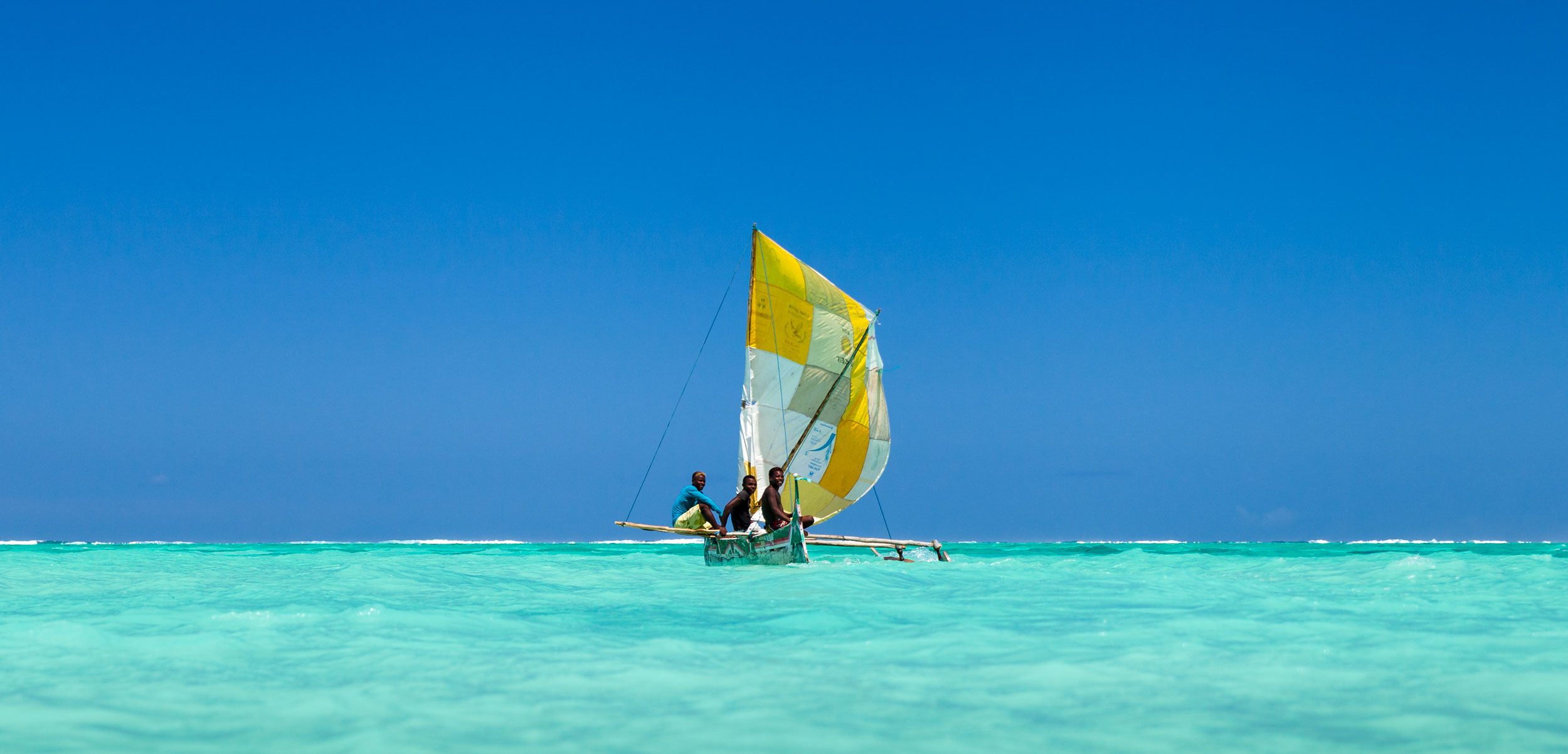 fishing boat, Madagasgar