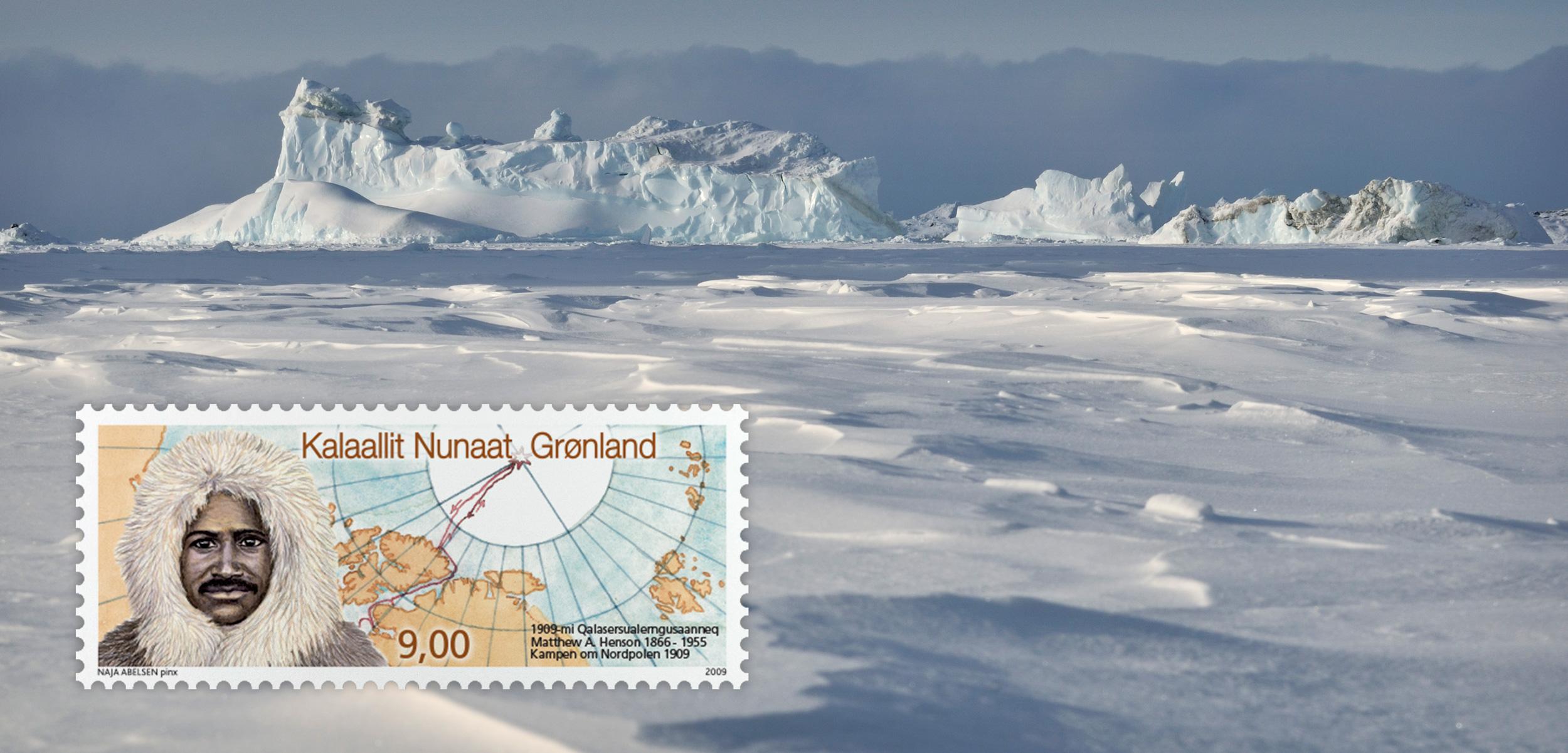 Matthew Henson North Pole