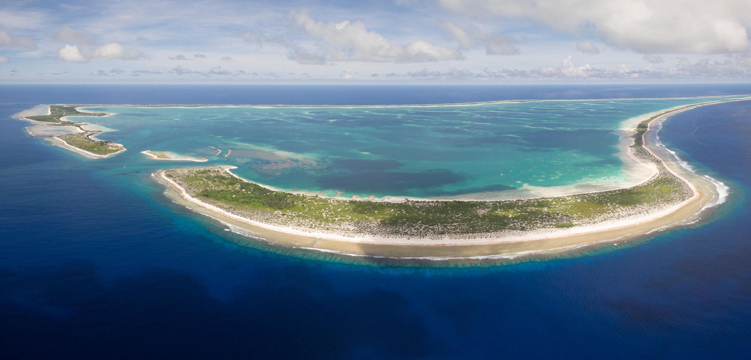 Kanton Island, Kiribati