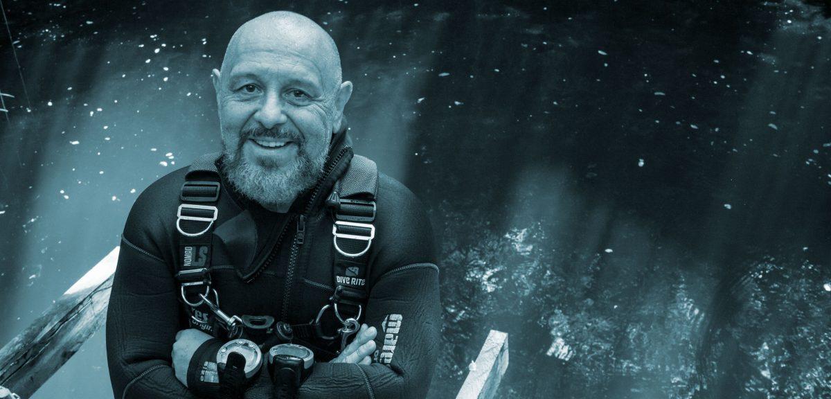 underwater archaeologist Guillermo de Anda