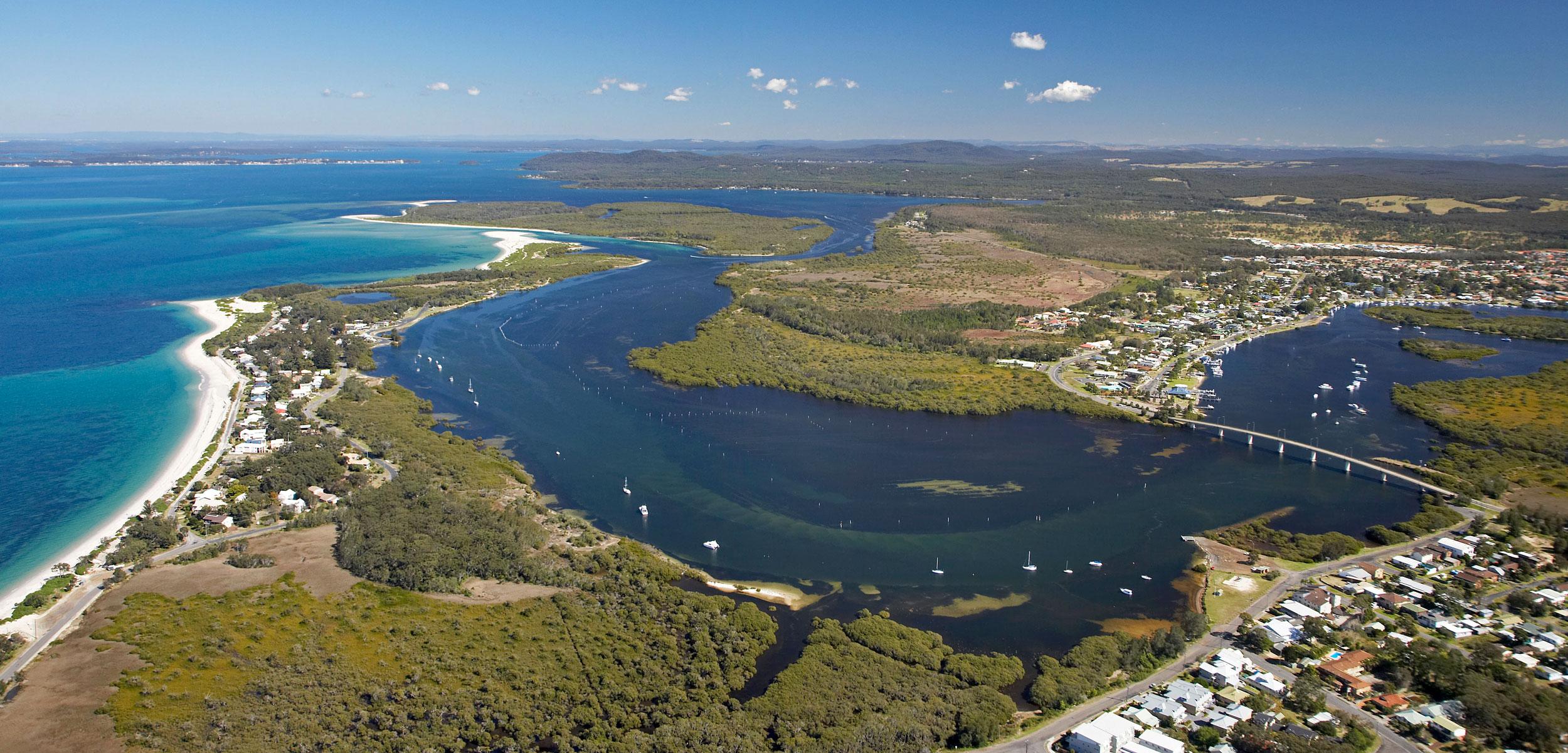 Port Stephens New South Wales Australia