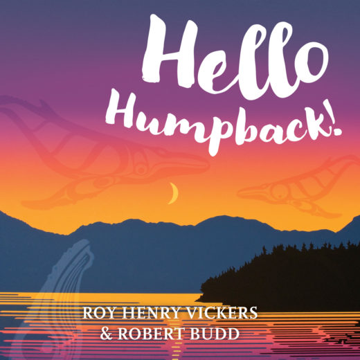 hello humpback by Roy Henry Vickers