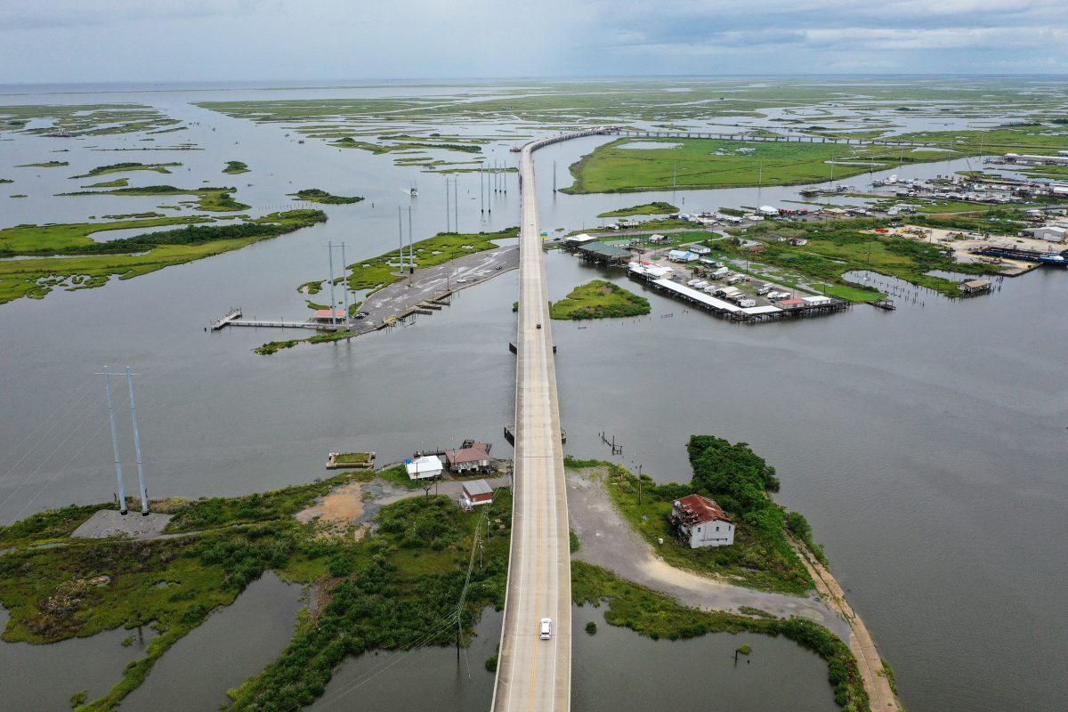 Leeville, Louisiana